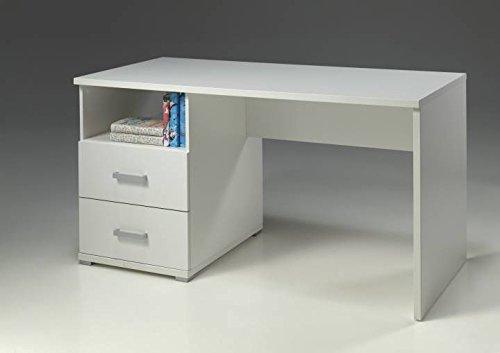 Vipack Schreibtisch Milan, weiß