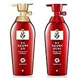 Ryoe Korean Herbal Anti Hairloss Damaged Hair Shampoo Conditioner Each 500ml (Color: #Herbal Shampoo Conditioner)