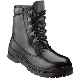 Rocky Men's 6 Inch Postal 8132-1 Slip Resistant Work Boot,Bl