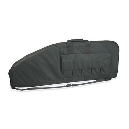 NcStar Scope-Ready Gun Case 48L x 16H Black