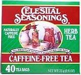 Caffeine-Free Tea 40 tea bags Herb Tea 40 tea bags