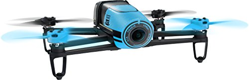 Parrot BeBop Drone 14 MP Full HD 1080p Fisheye Camera Quadcopter (Blue) квадрокоптер parrot bebop drone 2 белый