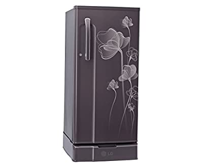 LG GL-D205KGHN Direct-cool Single-door Refrigerator (190 Ltrs, 5 Star Rating, Graphite Heart)