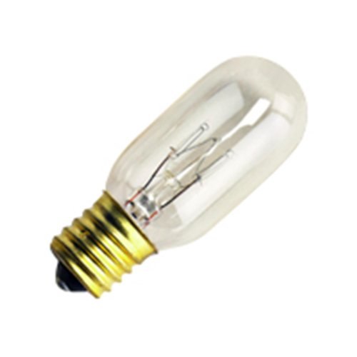 25 Qty. Halco 15W T7 Cl Candelabra 120V Halco T7Cl15Can 15W 120V Incandescent Clear Lamp Bulb