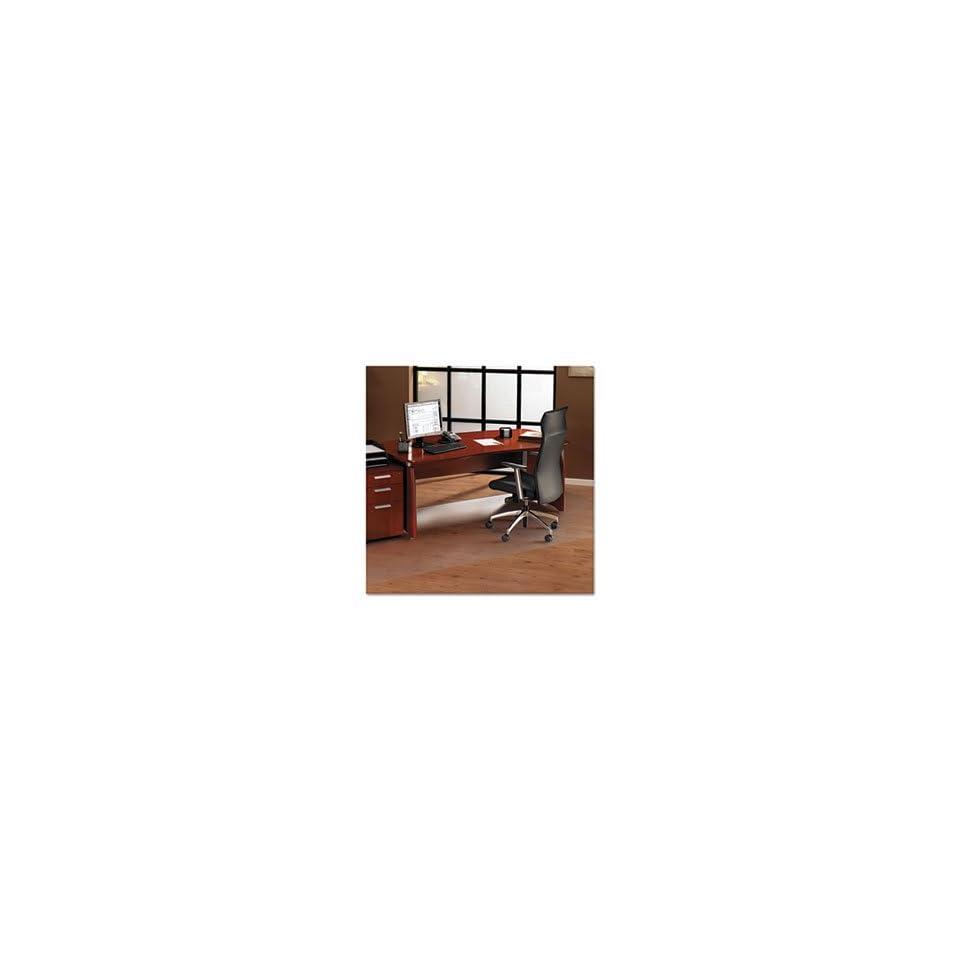 ClearTex XXL Ultimat Chair Mat, 60 x 79, No Lip, Clear