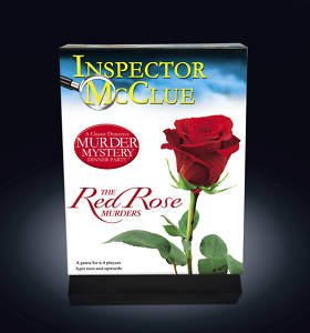 Red Rose Murder Mystery Games