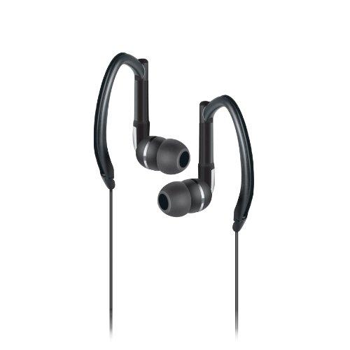 Merkury Innovations Universal Sport Earbuds - Black (Mi-Sb110)