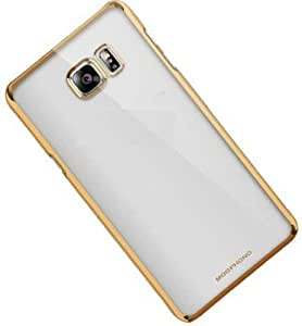 Generic OHSB0153_Moto X Play_1 MeePhone Back Cover for Moto X Play-Gold