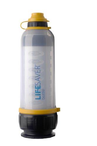 LIFESAVER 英陸軍使用・高性能浄水ボトル