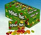 Mike and Ike Original Fruits (1 Box of 24 - .78oz Individual Packs)