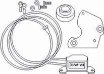New Electronic Ignition Conversion Kit 21A314H Fits Ca