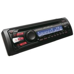 Sony CDX-GT35U CD MP3 Car Stereo with Aux Input and Full Face Off