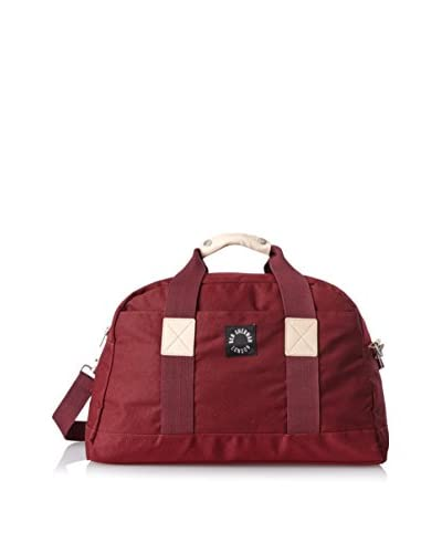 Ben Sherman Men's Pack Range Hold All, Deep Burgundy
