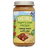 Heinz Mum's Own Recipe Cheesy Pasta with Ham 7+ Mths 200G