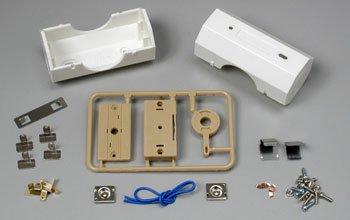 70149 R14/C/UM2 Batt Box w/Swt by Tamiya - 1