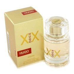 Hugo XX by Hugo Boss Eau De Toilette Spray 3.4 oz for Women [Misc.]