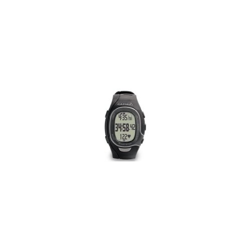 Garmin FR60 Black Fitness Watch Bundle (Includes Foot Pod, Heart Rate Monitor, and USB ANT Stick) Running Gps