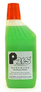 P21S Bodywork Conditioning Shampoo, 500 ml - 3 Pack by P21s