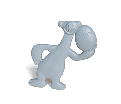 Silicone Baby Teether Toy Set To Reduce Teething Pain ...