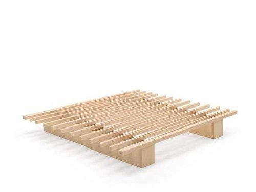 Tojo V Futon letto, faggio 90–180x 190cm
