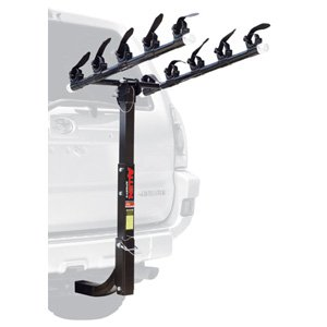 Allen Deluxe 5-Bike Hitch Mount Rack (2-Inch Receiver)
