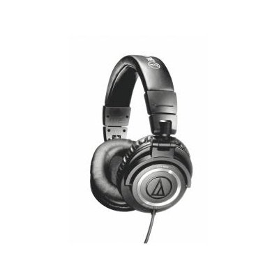 Audio-Technica ATH M50 - Headphones ( ear-cup )