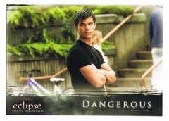 The Twilight Saga - Eclipse Premium Trading Cards - #72 - Dangerous