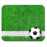 独特なデザイン カスタマイズ cool football design クールなサッカー画像 マウスパッド ,Personalized mouse pad DIY mousemat [並行輸入品]