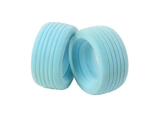 Top Brand 2Pcs Qmax 1/8 Scale Soft Sponge Truggy Insert For 1/8 Nitro Electric Buggies (Blue)