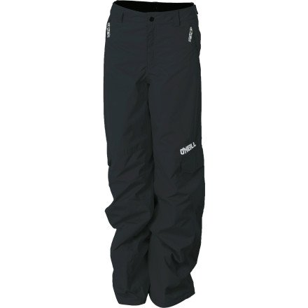 O'Neill Volta Insulated Pant - Boys' Black Out, 8