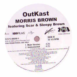 Morris Brown/Idlewild Blue (Don'tchu Worry 'Bout Me)