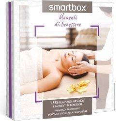 Cofanetto regalo Smartbox Momenti di benessere