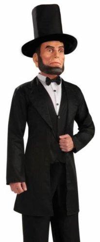 Forum Mens Abe Lincoln President Halloween Costume