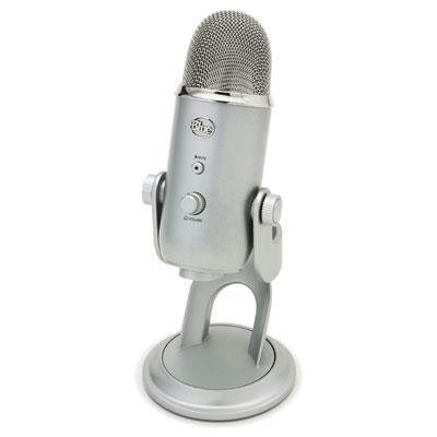 New Usb Microphone-Four Pattern (Musical Solutions)