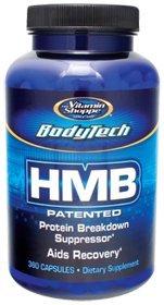 Bodytech - Hmb, 360 Capsules