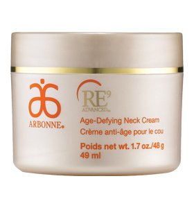 Arbonne Re9 Advanced Age-Defying Neck Cream, 1.7 Ounce from SETAF