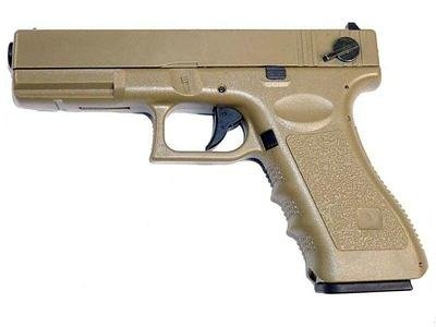 CM030T-CYMA-GLOCK-18C-ELECTRIC-TAN-COLOR
