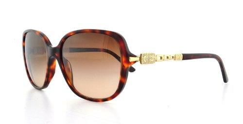 Bvlgari  Sunglasses Bvlgari BV8112B 851/13 DARK HAVANA BROWN GRADIENT