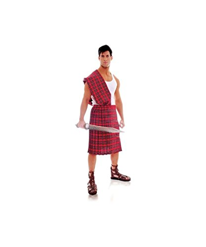 Highland Brave Costume - Adult Costume