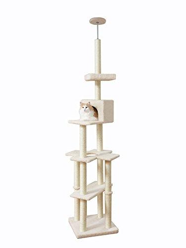 オリジナルねこタワー ラブリークロス 小