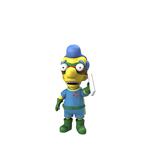 "NECA Simpsons 25th Anniversary 5"" Series 5 Milhouse Van Houten (Fallout Boy) Action Figure"