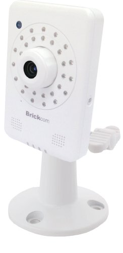 Brickcom Wireless 1.3 Mp Mini Box Network Camera (Wmb-130Ap)