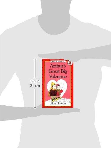 Arthur's Great Big Valentine (I Can Read Book)
