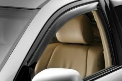 Weathertech 70136 Front Side Window Deflectors Light Smoke Volkswagen Beetle 98-11
