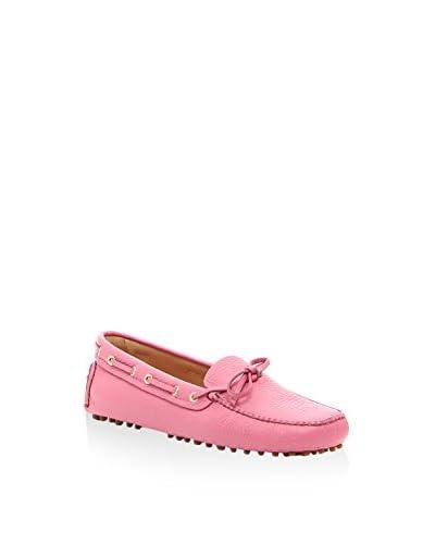 Car Shoe Mocasines Rosa
