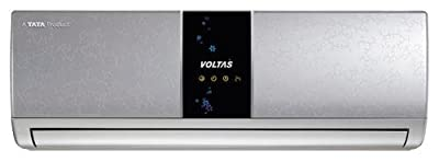 Voltas 123 PY Premium Y Series Split AC (1 Ton, 3 Star Rating, Grey)