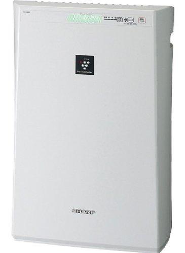 SHARP 空気清浄機 高濃度7000プラズマクラスター技術搭載 空清13畳 ホワイト系 FU-Y30CX-W