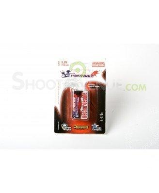 Energy paintball batteries energy paintball 1*9.6v 270mha nimh rech
