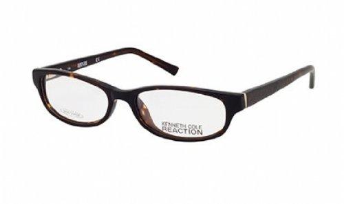 kenneth-cole-reaction-montura-gafas-de-ver-kc0725-052-marron-habana-oscuro-52mm