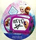 DISNEY FROZEN ELSA ANNA DRAWING SKETCH BOARD